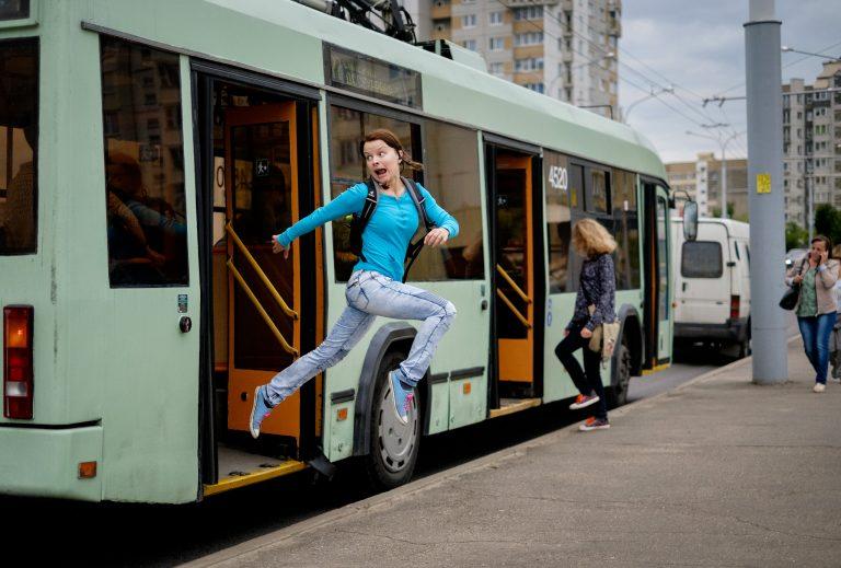 Trolleybus Extemporization